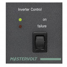 Mastervolt C4-RI Remote - ON-OFF Inverter Switch