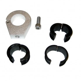 SurfStow SUPRAX 1-Clamp w-3-Inserts