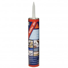 Sika Sikaflex 291 Fast Cure Adhesive Sealant 10-3oz-300ml- Cartridge - Black