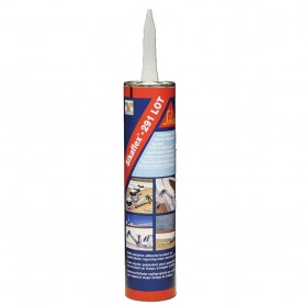 Sika Sikaflex 291 LOT Slow Cure Adhesive Sealant 10-3oz-300ml- Cartridge - White