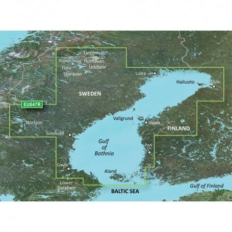 Garmin BlueChart g3 Vision HD - VEU047R - Gulf of Bothnia - Kalix to Grisslehamn - microSD-SD