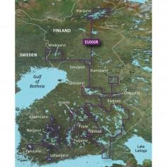 Garmin BlueChart g3 Vision HD - VEU055R - Finnish Lakes - microSD-SD