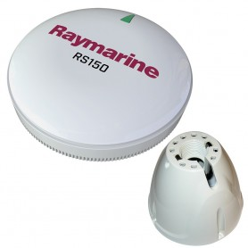 Raymarine RayStar 150 GPS Sensor w-Pole Mount