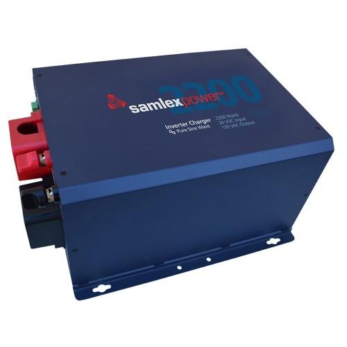 Samlex 2200W Pure Sine Inverter-Charger - 24V