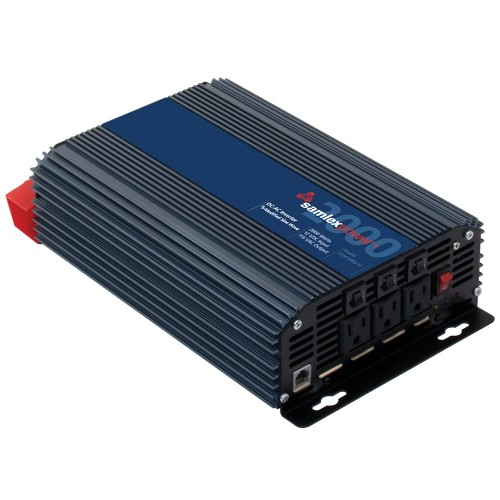 Samlex 2000W Modified Sine Wave Inverter - 12V