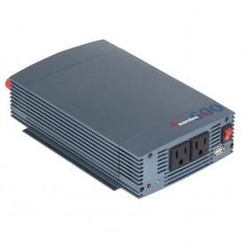 Samlex 600W Pure Sine Wave Inverter - 12V w-USB Charging Port
