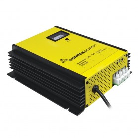 Samlex 15A Battery Charger - 24V - 3-Bank - 3-Stage w-Dip Switch Lugs