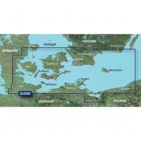 Garmin BlueChart g3 Vision HD - VEU459S - rhs-Kiel-Koszalin - microSD-SD