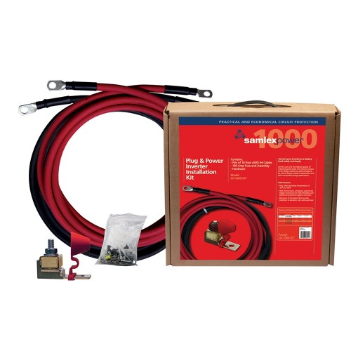 Samlex 100A Inverter Installation Kit f-1000W Inverter