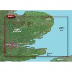 Garmin BlueChart g3 Vision HD - VEU461S - Thames Estuary - microSD-SD