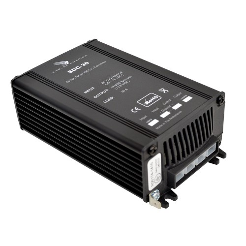 Samlex 30A Non-Isolated Step-Down 24VDC-12VDC Converter