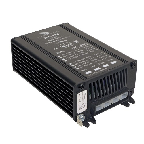 Samlex 100W Fully Isolated DC-DC Converter - 8A - 9-18V Input - 12-5V Output