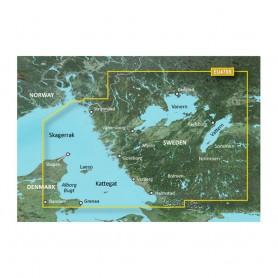 Garmin BlueChart g3 Vision HD - VEU470S - Stromstad to Halmstad - microSD-SD