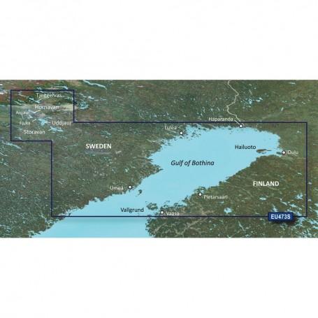 Garmin BlueChart g3 Vision HD - VEU473S - Gulf of Bothnia- North - microSD-SD