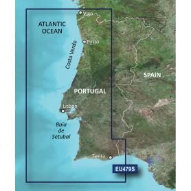 Garmin BlueChart g3 Vision HD - VEU479S - Portugal - microSD-SD