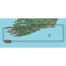 Garmin BlueChart g3 Vision HD - VEU482S - Wexford to Dingle Bay - microSD-SD