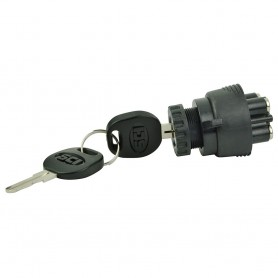 BEP 3-Position Ignition Switch - OFF-Ignition-Accessory-Start