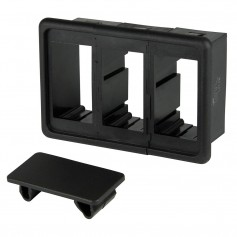 BEP Contura Triple Switch Mounting Bracket