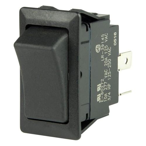 BEP 2-Position SPST Sealed Rocker Switch - 12V-24V - ON-OFF