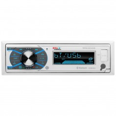 Boss Audio MR632UAB Single-DIN Multimedia Player USB-SD-MP3-WMA-AM-FM w- Bluetooth