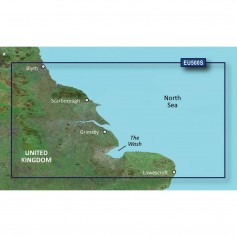 Garmin BlueChart g3 Vision HD - VEU500S - Blyth to Lowestoft - microSD-SD