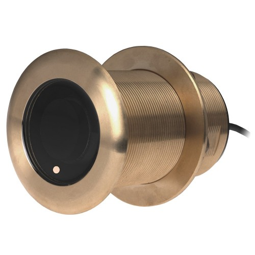 Airmar B75M Bronze Chirp Thru Hull 20 Tilt - 600W - Requires Mix and Match Cable