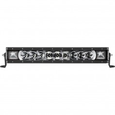 RIGID Industries Radiance- 20- - White Backlight - Black Housing