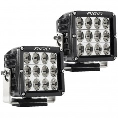 RIGID Industries D-XL PRO - Specter-Driving LED - Pair - Black
