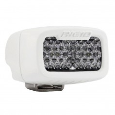 RIGID Industries SR-M Series PRO Hybrid-Diffused LED - Surface Mount - White