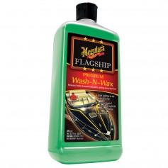 Meguiars Marine Flagship Wash N Wax - -Case of 6-