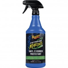 Meguiars Extreme Marine - Vinyl Rubber Protectant - -Case of 6-