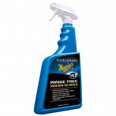 Meguiars Boat-RV Rinse Free Wash Wax - -Case of 6-