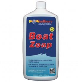 Sudbury Boat Zoap - Quart - -Case of 12-
