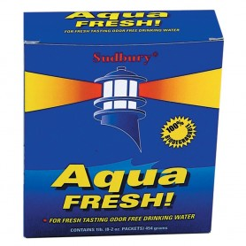 Sudbury Aqua Fresh - 8 Pack Box - -Case of 6-