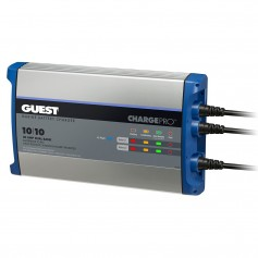 Guest On-Board Battery Charger 20A - 12V - 2 Bank - 120V Input