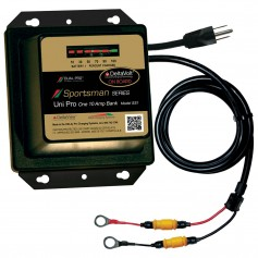 Dual Pro Sportsman Series Battery Charger - 10A - 1-Bank - 12V