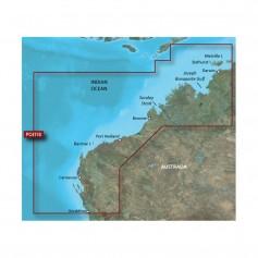 Garmin BlueChart g2 Vision HD - VPC411S - Geraldton - Darwin - microSD-SD