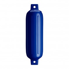 Polyform G-3 Twin Eye Fender 5-5- x 19- - Cobalt Blue