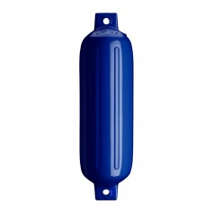 Polyform G-4 Twin Eye Fender 6-5- x 22- - Cobalt Blue