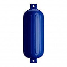Polyform G-6 Twin Eye Fender 11- x 30- - Cobalt Blue