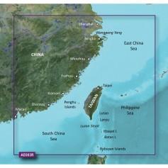 Garmin BlueChart g2 Vision HD - VAE003R - Taiwan - microSD-SD