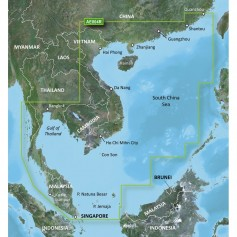 Garmin BlueChart g2 Vision HD - VAE004R - South China Sea - microSD-SD