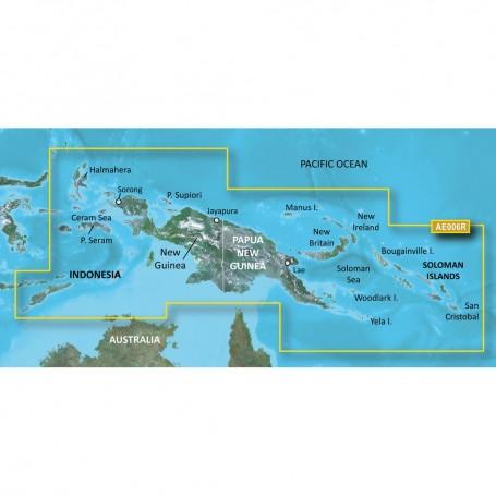 Garmin BlueChart g2 Vision HD - VAE006R - Timor Leste-New Guinea - microSD-SD
