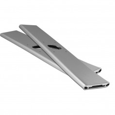 TACO T-Top Extrusion Plate Pre-Drilled for Grand Slams - 20- - Pair