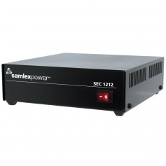Samlex Desktop Switching Power Supply - 120VAC Input- 12V Output- 10 Amp