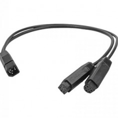 Humminbird 9 M SIDB Y 9-Pin Side Imaging Dual Beam Splitter Cable