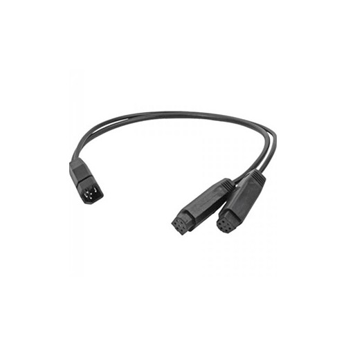 Humminbird 9 M SIDB Y Adapter Cable f-HELIX
