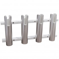 TACO Aluminum-Poly 4-Rod Rack Holder
