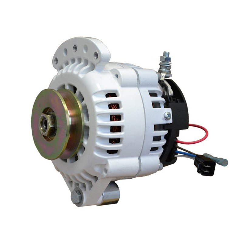Balmar 621 Series Alternator - Spindle Mount-Single Foot- - 70A - 12V