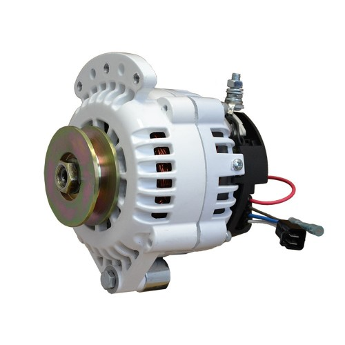 Balmar 621 Series Alternator - Spindle Mount-Single Foot- - 100A - 12V